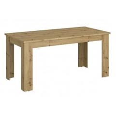 AYSON стіл розкладний 160/210 дуб artisan