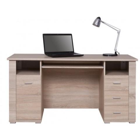 GRESS стол письменный 1d3s/150 дуб sonoma