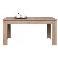 GRESS стіл розсувний 160/210 дуб sonoma
