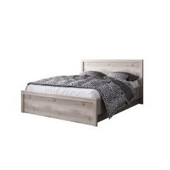 JAZZ ліжко 140 з підйомником каштан nairobi