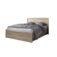JAZZ ліжко 140 з підйомником дуб sonoma
