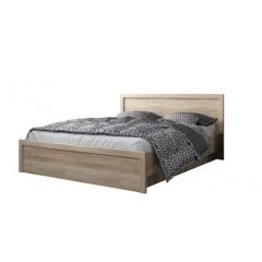 JAZZ ліжко 160 з підйомником дуб sonoma