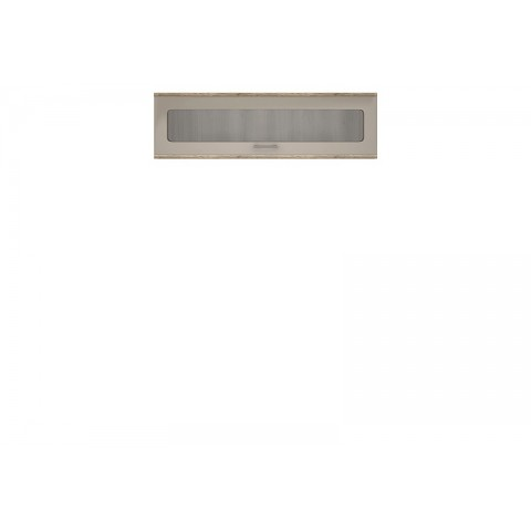MULATTO шкафчик висящий 1w дуб canyon / капуччино глянец
