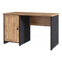 NICOLE стіл письмовий 1d/120 дуб wotan / matera