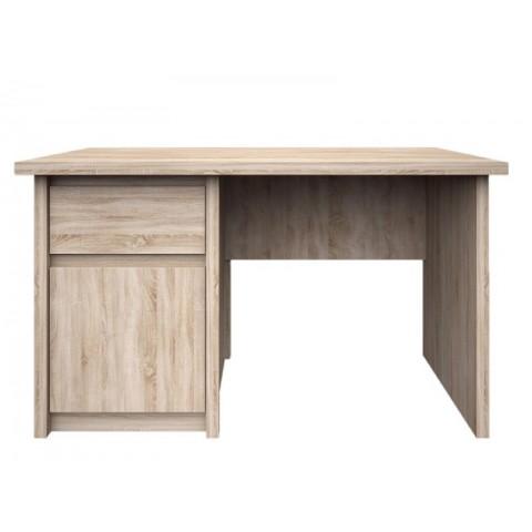 NORTON стіл письмовий 1d1s/120 дуб sonoma