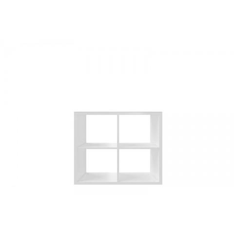 RAMIX шафка 77х77 білий
