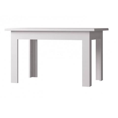 TAYLOR стол раскладной 130/175 белый
