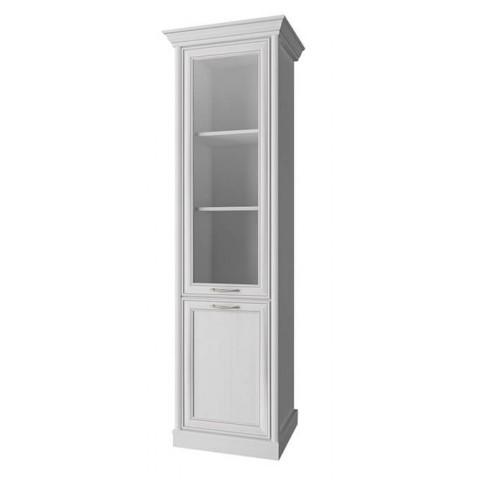 TAYLOR витрина 1d1w белый