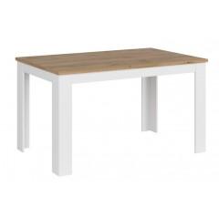 VIGO стіл розкладний 135/184 [S] білий глянець