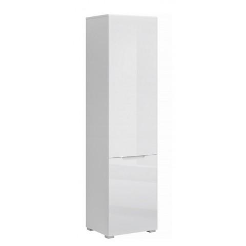 YOLK шкафчик 2d белый глянец